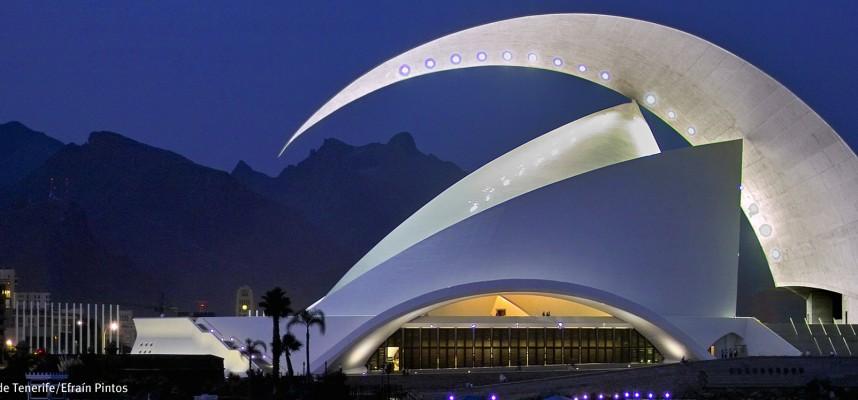 Auditorio de Tenerife (Аудиторио-де-Тенерифе)
