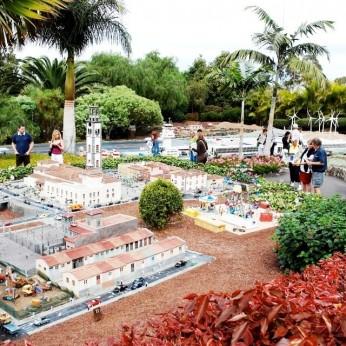 Парк миниатюр PuebloChico закрылся после 13 лет работы