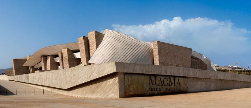 Magma Arte & Congresos (Магма)