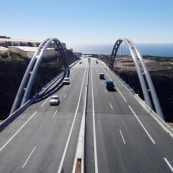 Открыт новый участок автомагистрали TF-1
