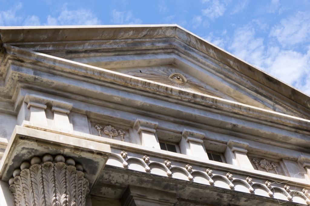 Масонский храм в Санта-Крус-де-Тенерифе