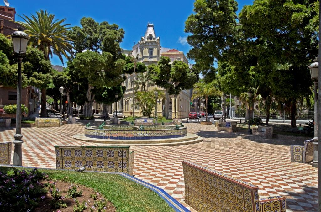 Утиная площадь, Санта-Крус-де-Тенерифе
