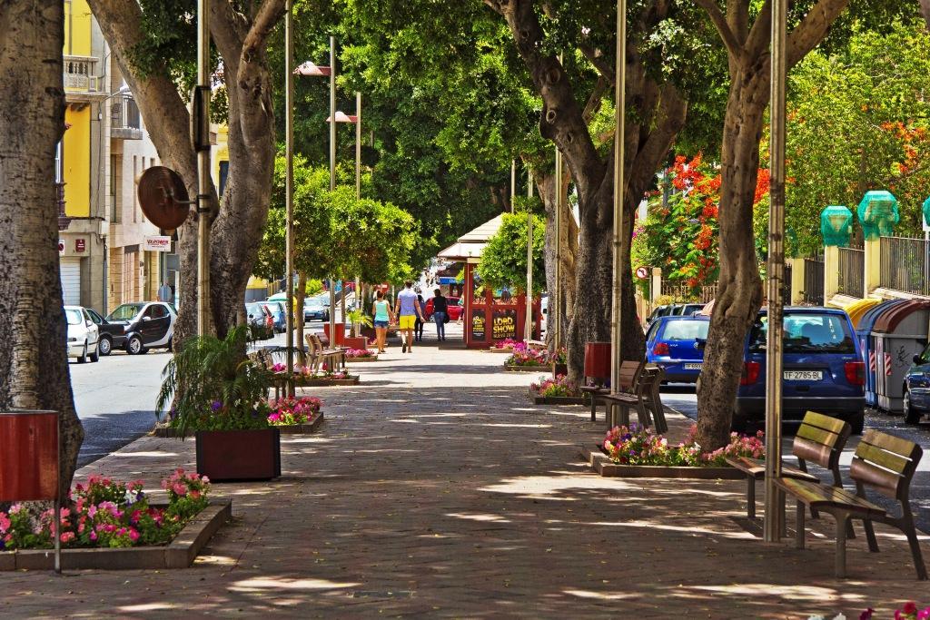 Рамбла-де-Санта-Крус