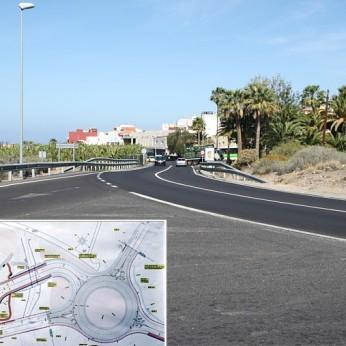 Круговой перекресток в Арменьиме