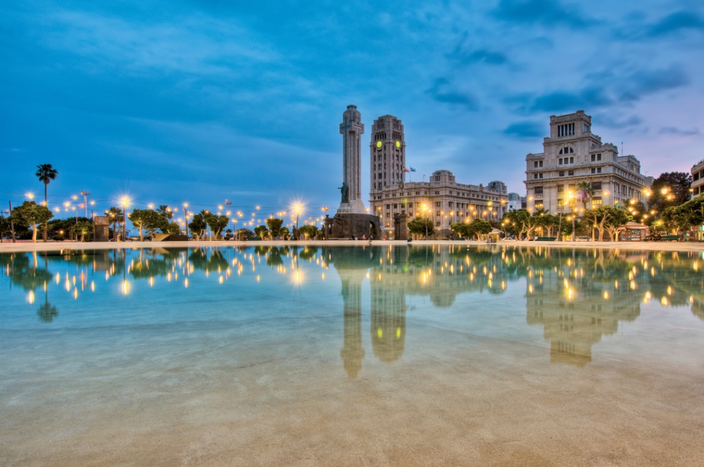 Площадь Испании, Санта-Крус-де-Тенерифе