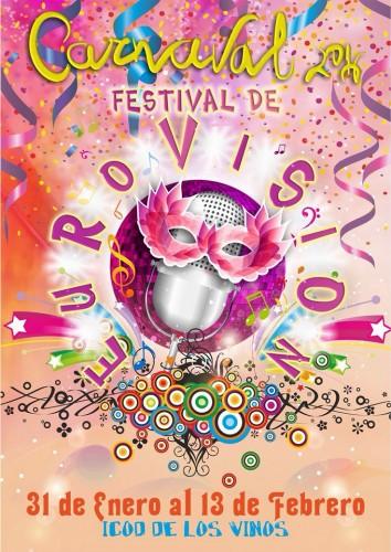 Карнавал в Икод-де-лос-Винос, Тенерифе