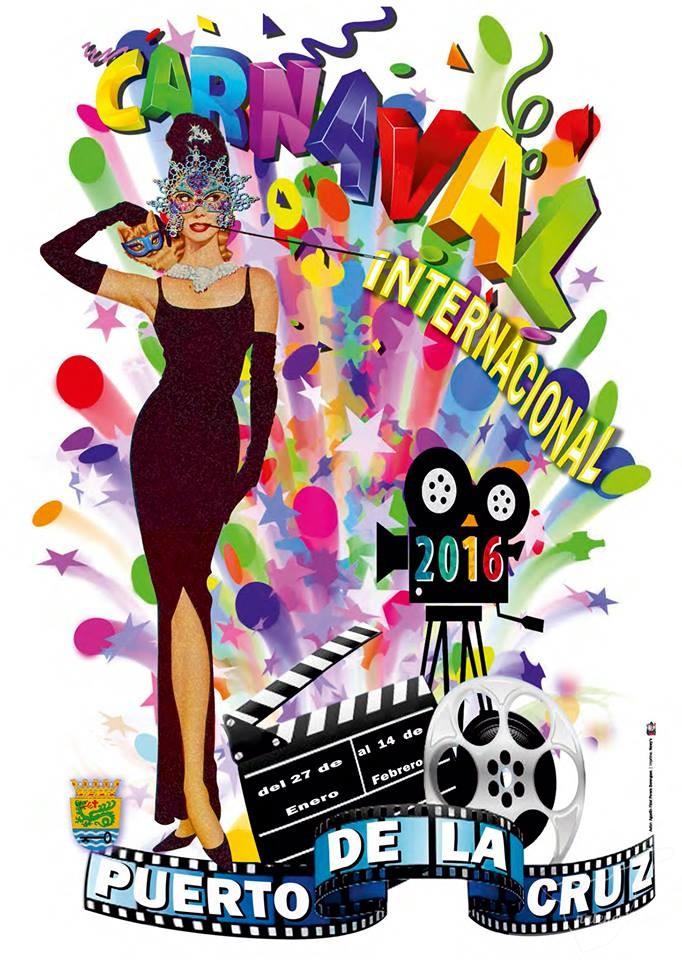 Карнавал в Пуэрто-де-ла-Крус 2016 (Carnaval del Puerto de la Cruz)