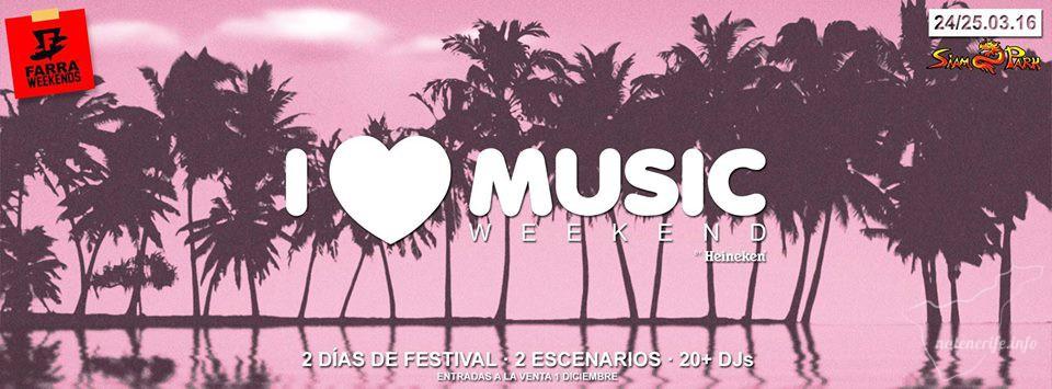 I Love Music Festival 2016