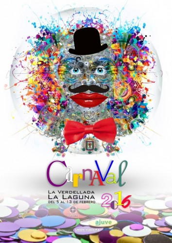 Карнавал в Ла-Вердельяда (Ла-Лагуна, Тенерифе)