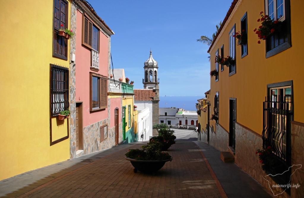 Гранадилья, Тенерифе