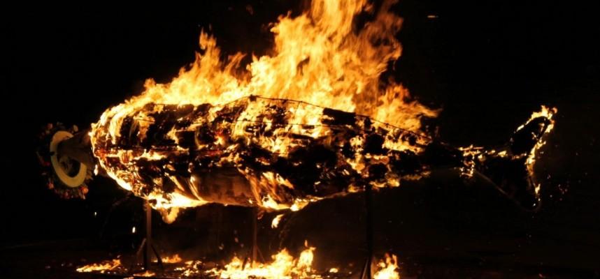 Карнавал продолжится шествием «Похороны сардины»