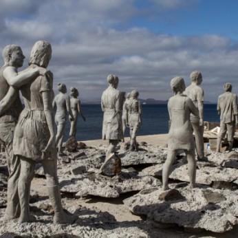 У берегов Лансароте создается первый в Европе подводный музей