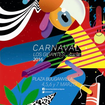 Карнавал в Лос-Гигантес 2016 (Carnaval de Los Gigantes)