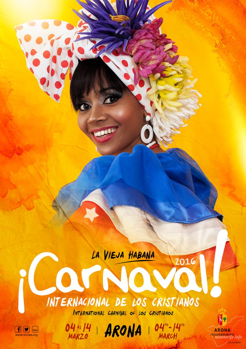 Карнавал в Лос-Кристианос 2016 (Carnaval de Los Cristianos)