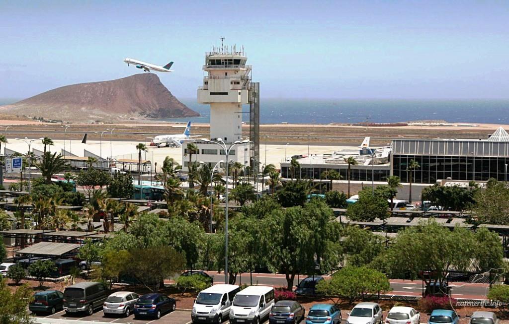 Международный аэропорт имени королевы Софии, Тенерифе
