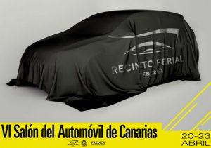 Канарская автомобильная выставка 2017 (VI Salón del Automóvil de Canarias)