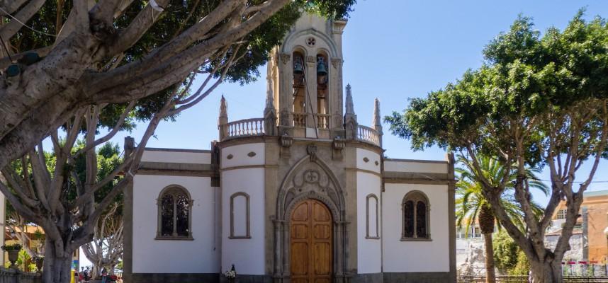 Guía de Isora (Гия-де-Исора), Тенерифе