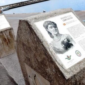 В островной столице появилась «Аллея знаменитостей»