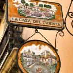 Дом туриста (Casa del Turista), Ла-Оротава, Тенерифе