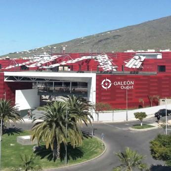 Торговый центр Galeón Outlet в Адехе откроется в конце июня