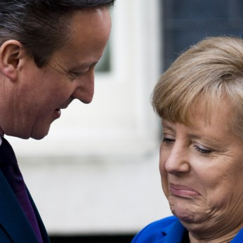Отдых Кэмерона и Меркель на Канарах прошел под пристальным вниманием СМИ