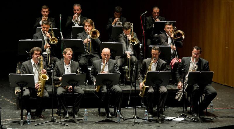 FIMUCITÉ X - Big Band de Canarias