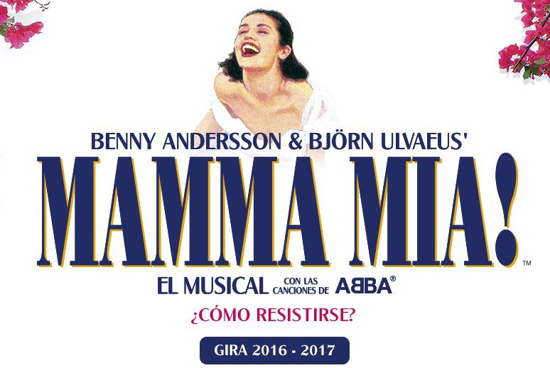 "Мюзикл Mamma Mía! на Тенерифе (""Mamma Mía!"", el musical)"