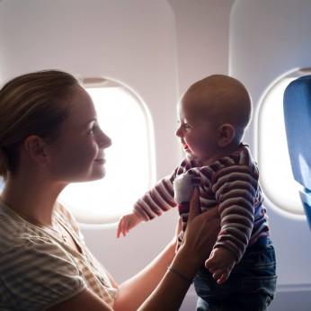 Перелет на Тенерифе с ребенком