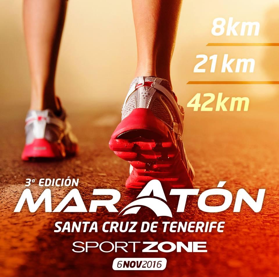III марафон Санта-Крус-де-Тенерифе (Maratón Internacional Santa Cruz de Tenerife)