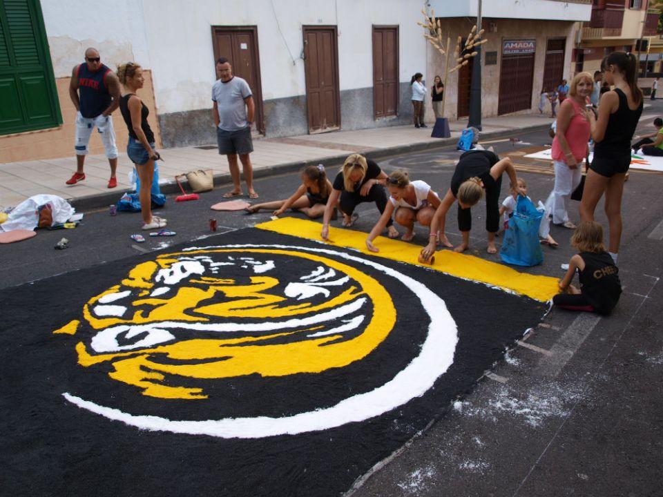 Выходные на Тенерифе: Корпус Кристи и День Канар