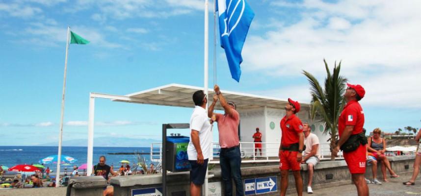 Пляжи с Голубыми флагами на Тенерифе