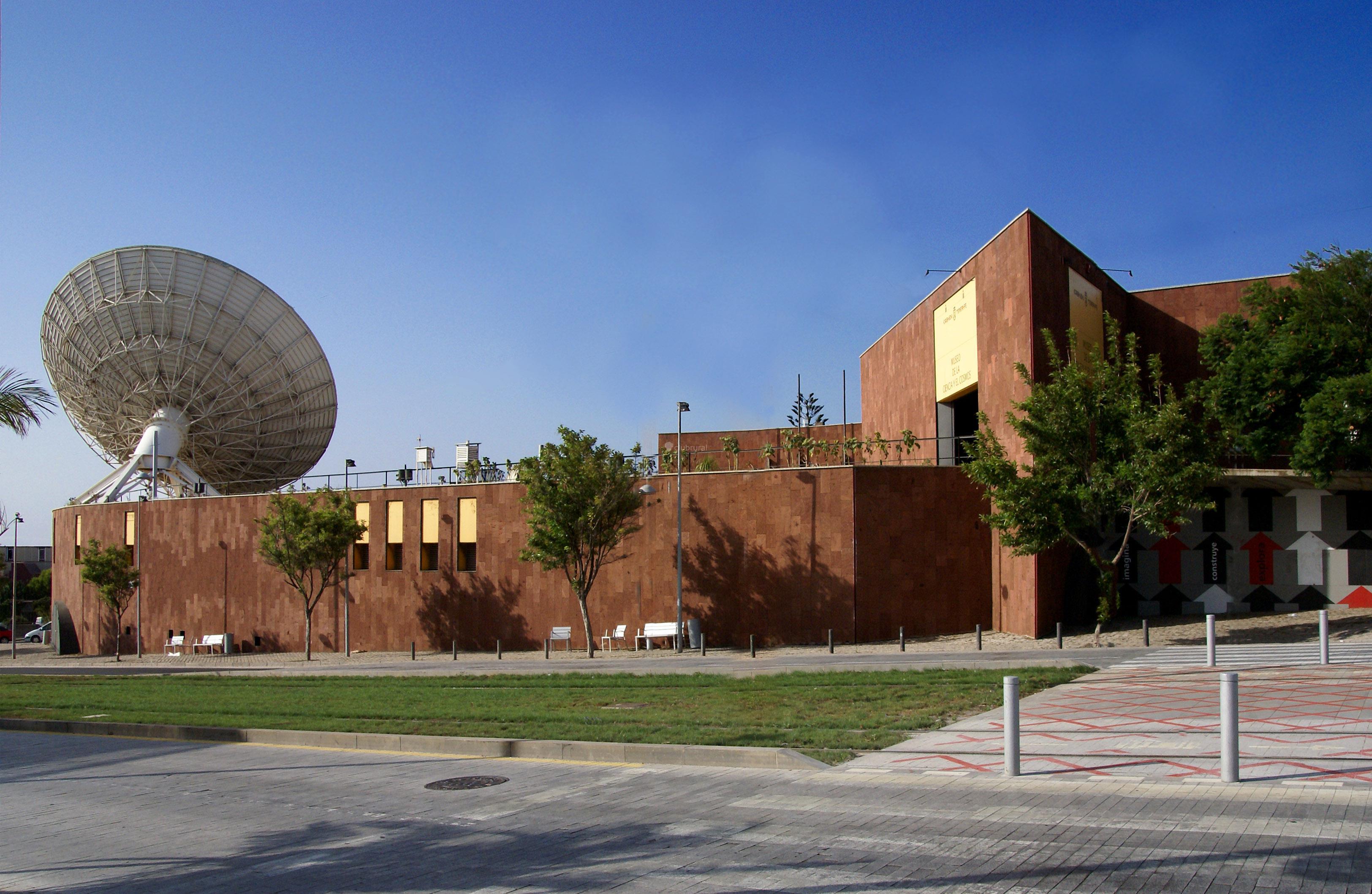 Museo de la Ciencia y el Cosmos (Музей науки и космоса Тенерифе)