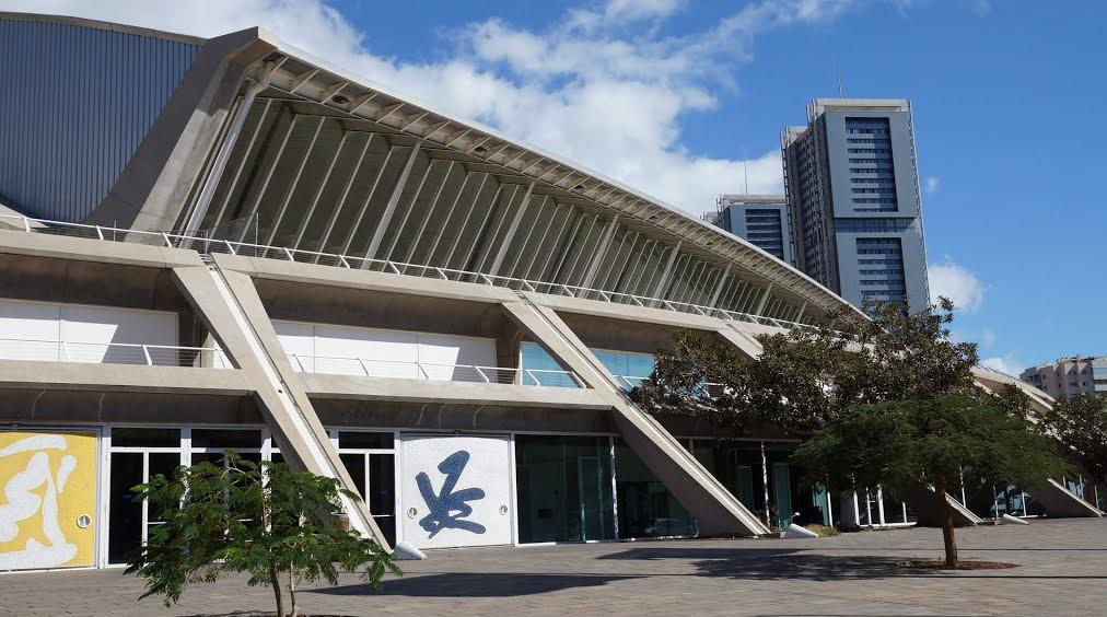 Recinto Ferial de Tenerife (Выставочный центр Тенерифе)