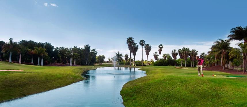 Centro de Golf Los Palos (Гольф-центр Лос-Палос)