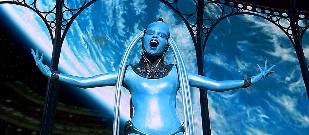 Фимусите X: Космическая опера (Fimusité X: Space Opera)