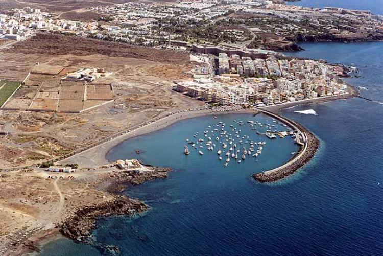 Спортивно-рыболовный порт Лас-Гальетас