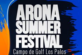 Музыкальный фестиваль Arona Summer Festival 2016