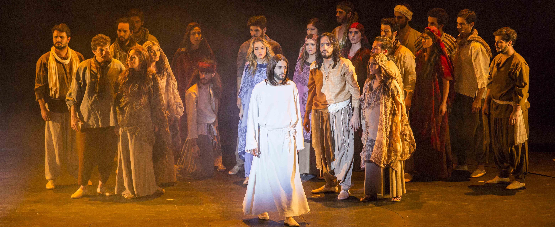 Мюзикл «Иисус Христос — суперзвезда» (Jesucristo Superstar)