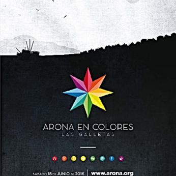 Arona en Colores 2016