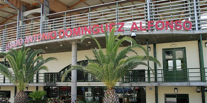 Estadio Olimpico Antonio Domínguez (Олимпийский стадион имени Антонио Домингеса)