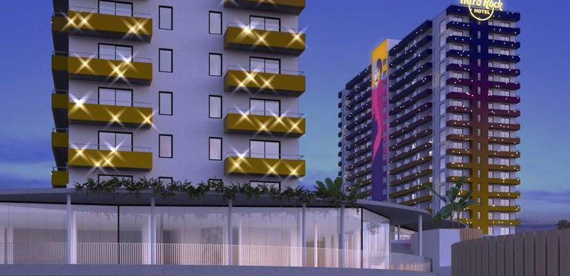 Открытие Hard Rock Hotel в Плайя-Параисо, Тенерифе