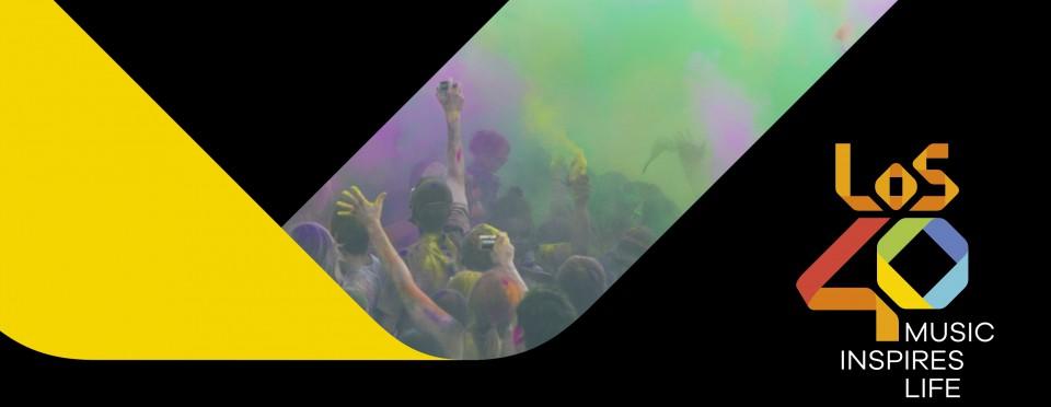 Фестиваль красок в Ла-Калете (Fiestas de los Colores Adeje 2016)
