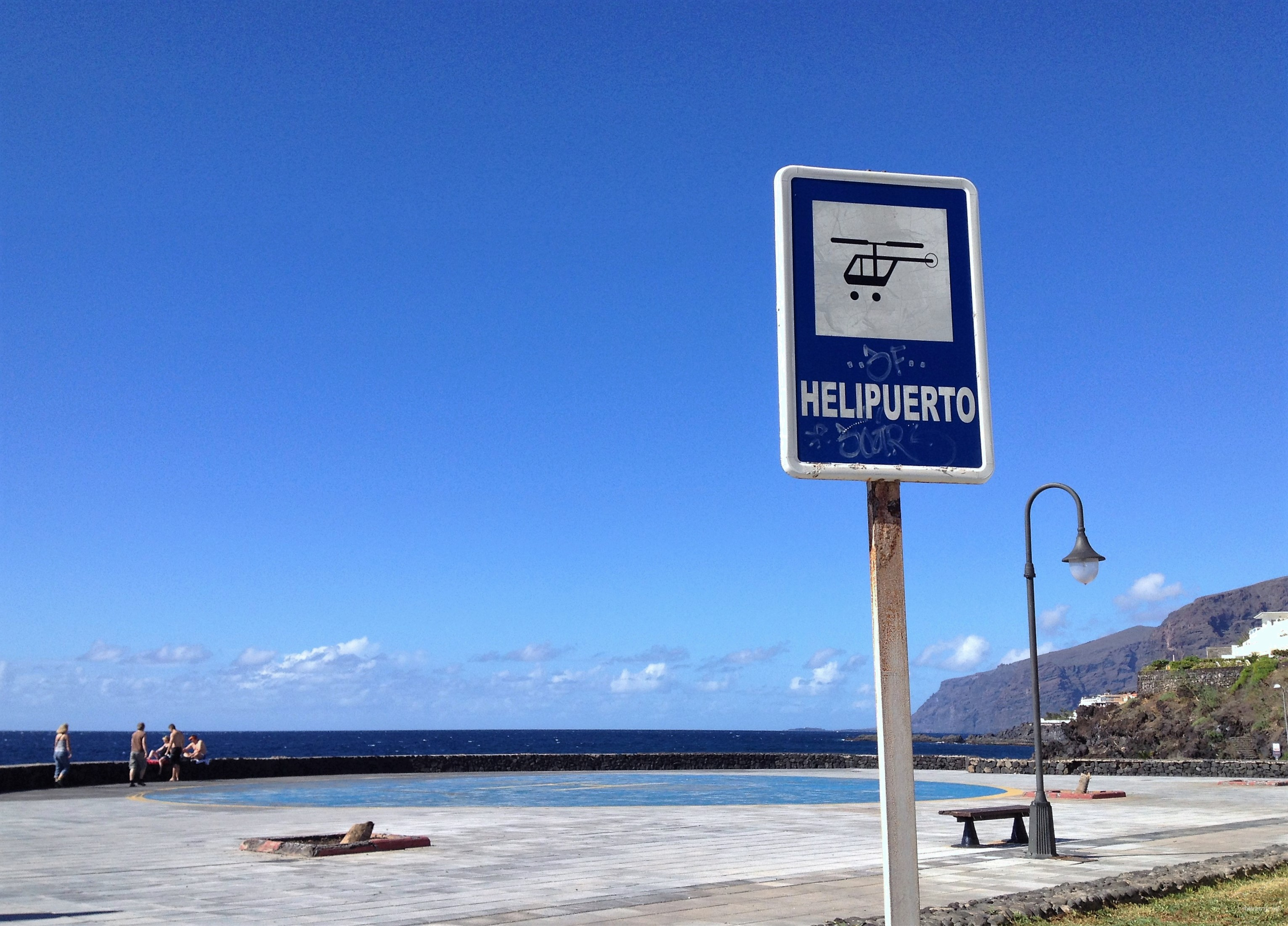 Пляж Нептуно, Тенерифе