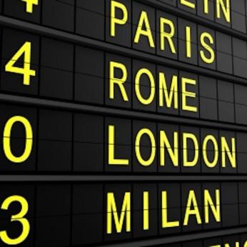 Онлайн-табло прилетов и вылетов аэропортов Тенерифе