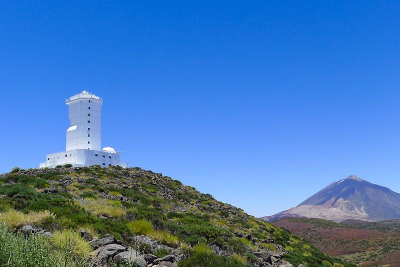 Дни открытых дверей в Обсерватории Тейде