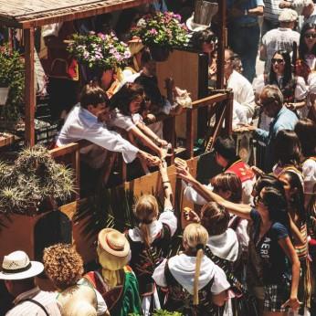 Выходные на Тенерифе (4 и 5 июня): морская ярмарка, ромерия и танцы