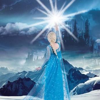 «Снежная королева» в Театре Леаль (La reina de las nieves)