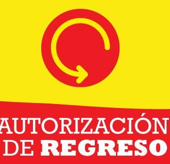 Autorización de regreso — разрешение на выезд и возврат в Испанию