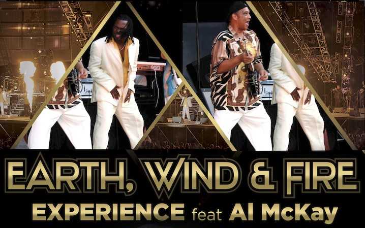 The Earth, Wind & Fire Experience в Пирамиде-де-Арона, Тенерифе 2016