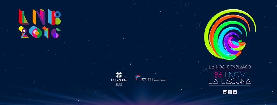 «Ночь в белом — 2016» (Noche en blanco) в Ла-Лагуне